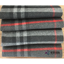 Wholesale Price for  High Quality Classic Check 100% Wool Fabric export to Anguilla Manufacturers