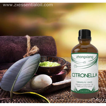 Organic bulk oil wholesale citronella oil