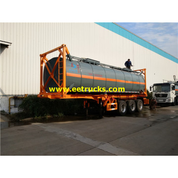 28m3 30feet ISO Acid Tanker Containers