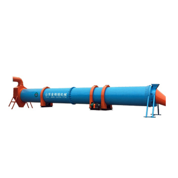 Mini Pipe Sawdust Dryer
