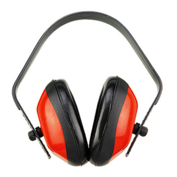 Economic Headbanded Safety Earmuff with Adjustable Cushion