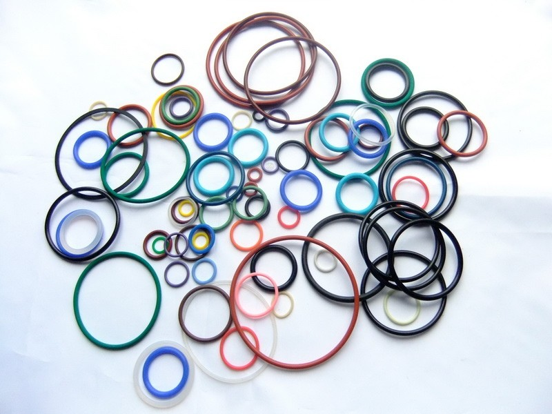 Color Rubber O Ring