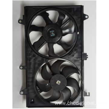High Efficiency Car Fan Assy