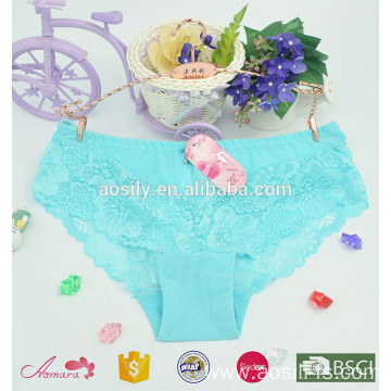 6007 young girls panties hot sexy transparent lace girls panty
