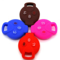 Factory silicone car key cover for Mercedes Smart