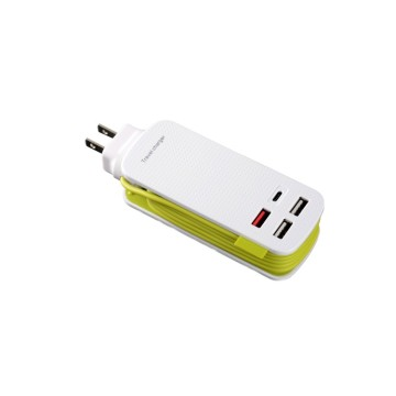 Travel Multi-USB Ports Charger Dock Type-C