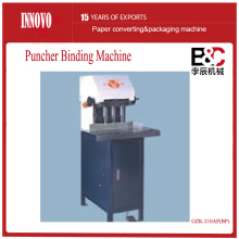 Cabinet Type Drilling and Binding Machine
