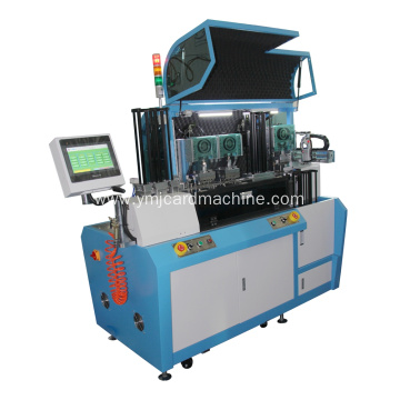 Full Auto Irregular SIM Card Punching Machine