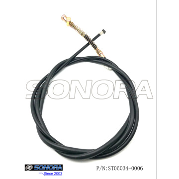 Baotian Scooter BT49QT-21A3 Rear brake cable (P/N:ST06034-0006) Top Quality