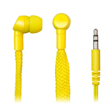 Creative In Ear Wired Headphones Shoelace Earphone