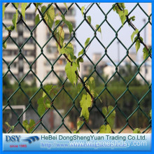 Low Carbon Iron Wire Material Chain Link Mesh