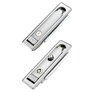 Good Quality for Plane Locks ZDC Housing Matt Chrome-coated Cabinet Flat Locks Latches export to China Wholesale