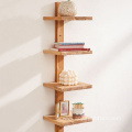 Column Wood Shelf