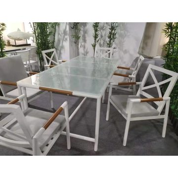 SGS Tested Outdoor Furniture dining table