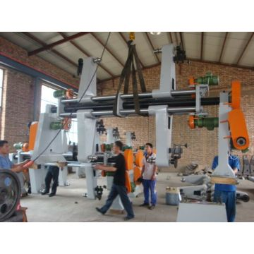paper Electric shaftless mill roll stand