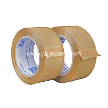 good adhesion brown parcel tape