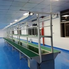 New Automatic  PVC Conveyor Belt Assembly Line