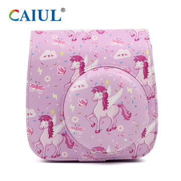 Lovely Pink Pony Fujifilm Instax Mini 9 Bag