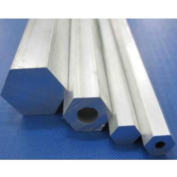 Supplier for Aluminium Extruded Profile Aluminium extrusion hexagon  bar 7005 T6 export to Germany Supplier