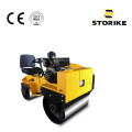 New model ride on road roller machine