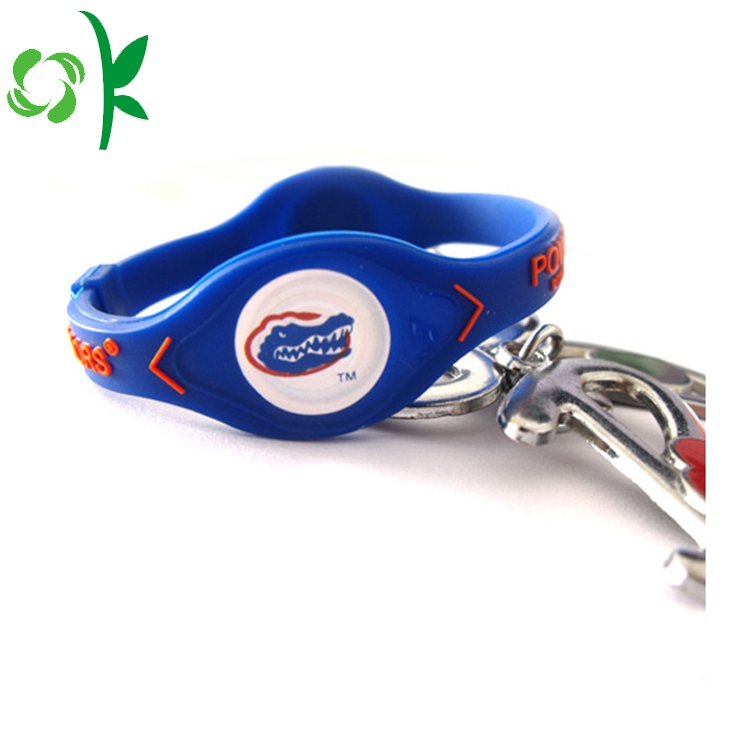 Waterproof Power Silicone Bracelet