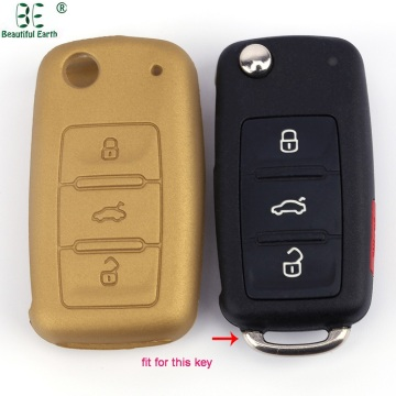 High Quality Silicone Skin Cover For Car Key