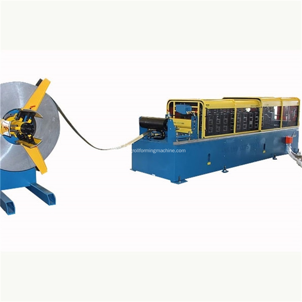 Galvanized Steel Stud And Ttrack Roll Forming Machine