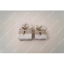handmade wedding paper jewellery  gift box