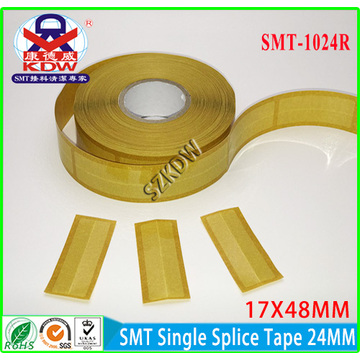 Super Purchasing for Quality SMT Splice Tape SMT Single Splice Tape 24mm supply to Myanmar Factory