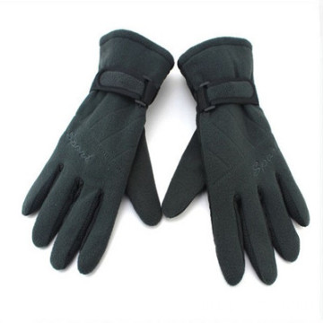 Custom Logo Winter Fleece Gloves New Design