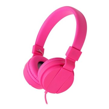 Audio Adjustable Lightweight good headphones with mic