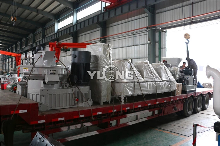 hot sale wood pellet line machine