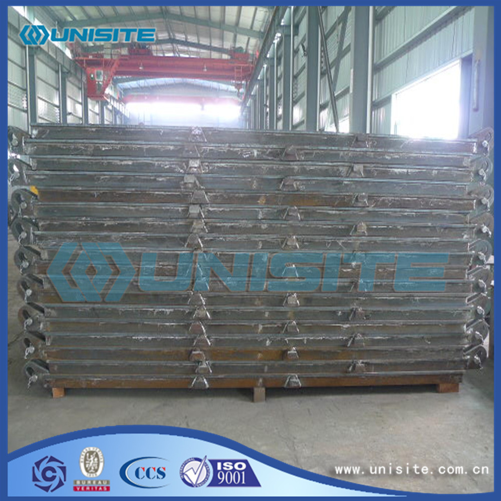 Steel Welded Hopper Panel for sale