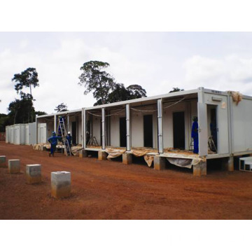 Modular Camp Flatpack Type