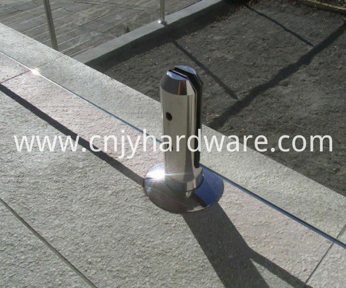 Wholesale Balcony Glass Spigot Railing Clamp