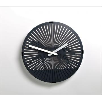 Moving Wall Clock- Galloping Horse
