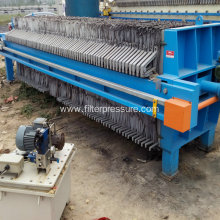 Hydraulic Filter Press Feed Pump In Industry