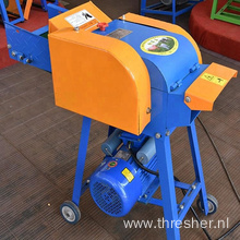 100% Original for Mini Chaff Cutter Electronic New Design Chaff Cutter Machine export to China Macau Manufacturer