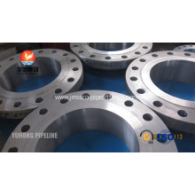 Customized for High Temperature Alloy Flange Steel Flange A694 F52 supply to Fiji Exporter