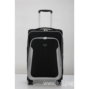 Super Purchasing for for  Stylish expandable zipper luggage export to Tuvalu Exporter