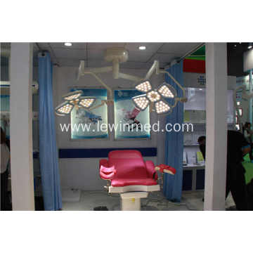 Color temp adjustment ceiling led operation lamps