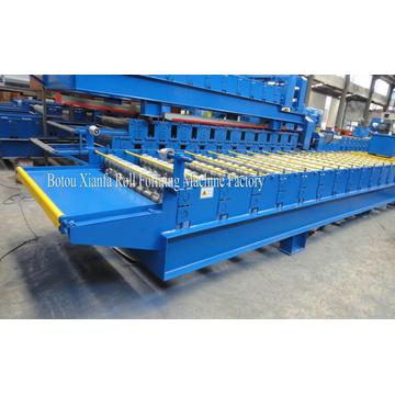 Aluminium Corrugated Roofing  Machine