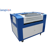 CO2 laser cutter for wood acrylic paper fabric