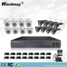 16chs Day&Night Real Time Surveillance Security DVR Systems