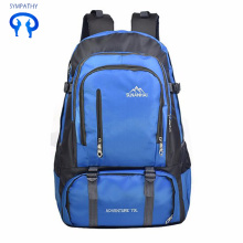 Outdoor hiking bag with large capacity splash proof