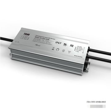 cUL Listed 480V LED Driver IP67