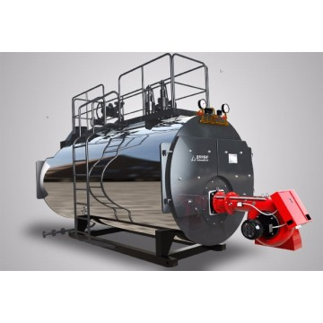 WNS 2 Ton Gas Fired Steam Boiler