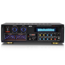 5.1ch digital stereo echo mixing amplifier