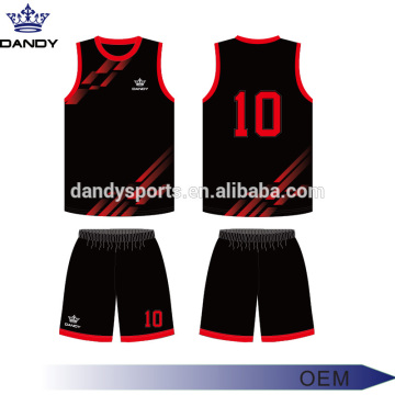 Top Suppliers for Custom Basketball Jerseys V neck custom sublimated basketball jersey export to Tokelau Exporter