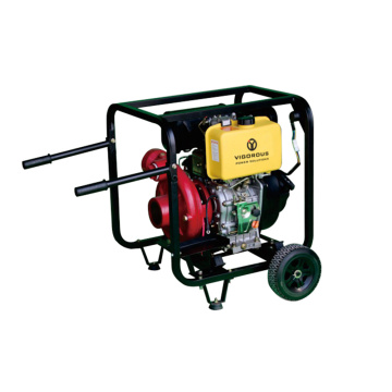 4 Inch Diesel Engine Water Pump